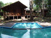 Amazonas Dschungellodge, Gastronomie, Santarem, Brasilien