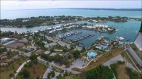 Resort und Marina in Treasure Cay