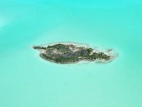 Privatisland Cay Middle Bight of Andros