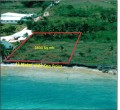 Beach Lot direct on the Sea in Alcoy