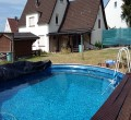 Familydream with football ground + Pool directly at lovely Teutoburger Forest, Haus, Landkreis Gütersloh, Deutschland